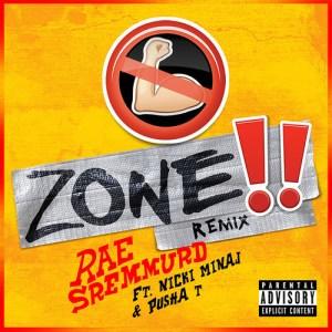 Rae Sremmurd - No Flex Zone Remix (Ft. Nicki Minaj & Pusha T) [Prod. By Mike WiLL Made-It]
